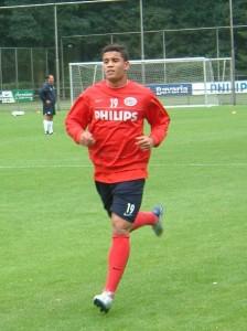 Jonathan Reis ai tempi del PSV - Fonte: Wikipedia