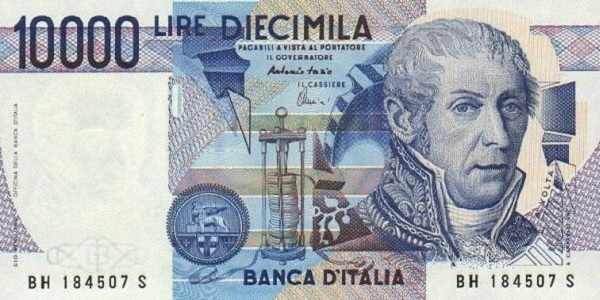 Diecimila lire