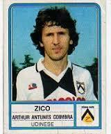 Zico - Fonte l'altrocalcio.blogspot.com