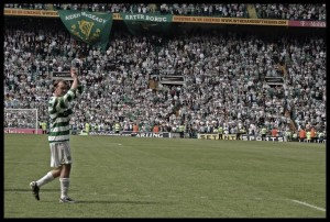 Aiden McGeady Celtic tribute - fonte Flickr celticphotos