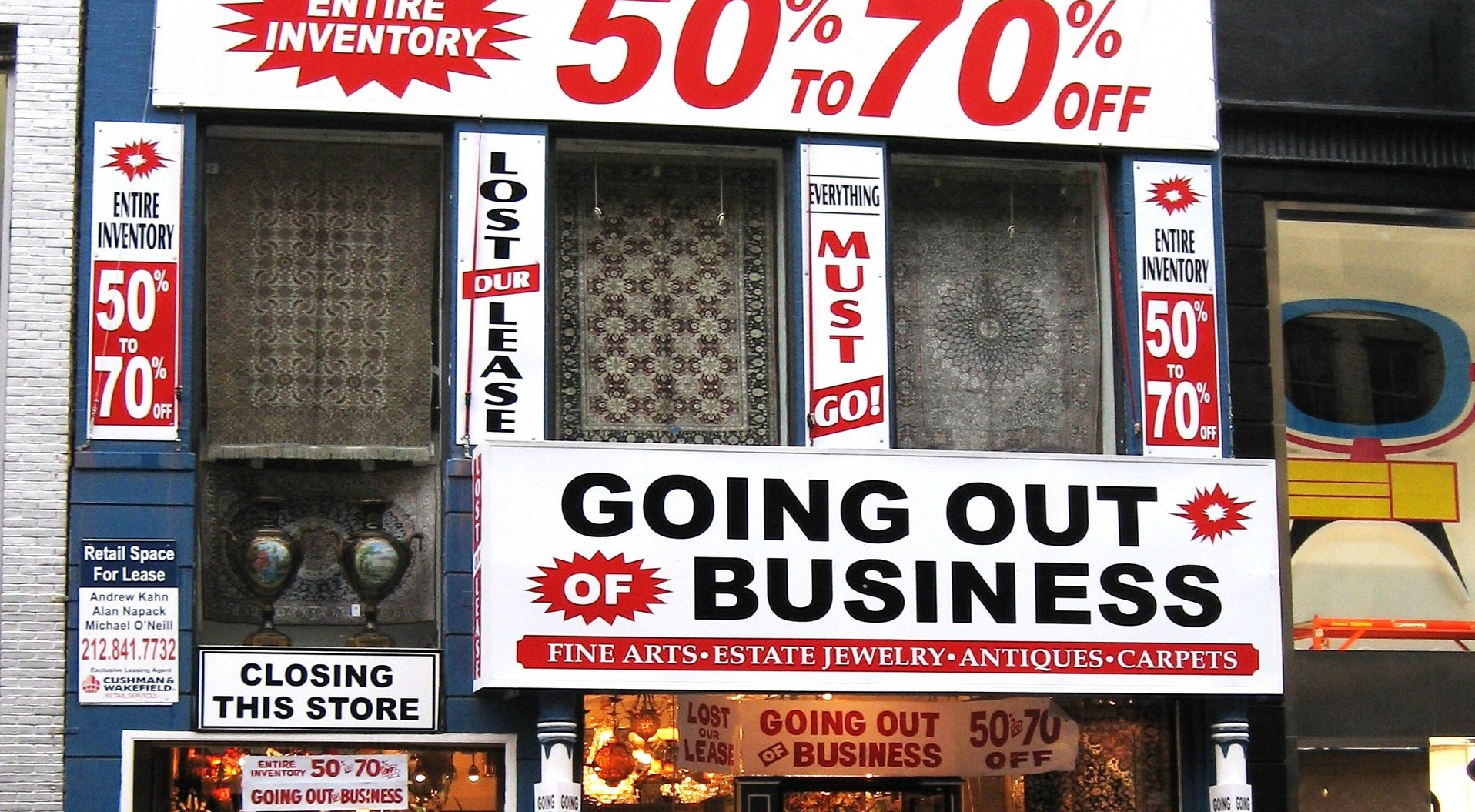 outofbusiness