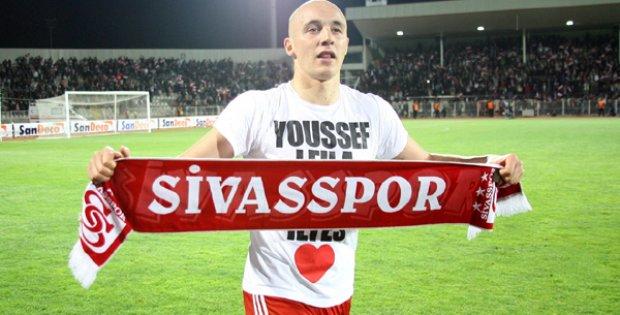 Idolo della tifoseria (Fonte: sivasspor.com)