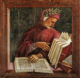 Dante - fonte: Wikipedia
