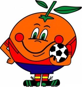 Naranjito, mascotte dei mondiali '82 -fonte solobari.it