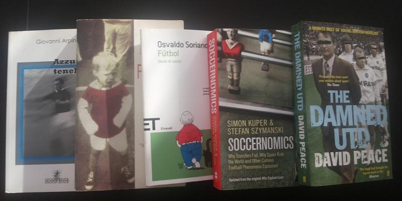 5 libri sul calcio