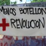 Botellón y revolución