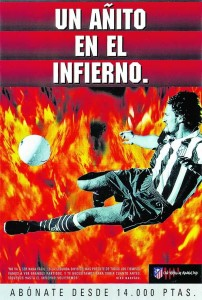 Un annetto all'inferno. Furono due.