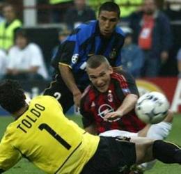 Il gol di Shevchenko - fonte calcioline.com