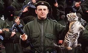 La Tigre Arkan. Fonte sport26rs