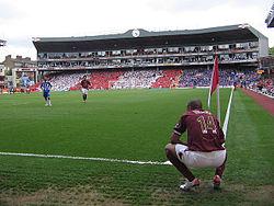 L'ultima partita ad Highbury - fonte en.wikipedia.org