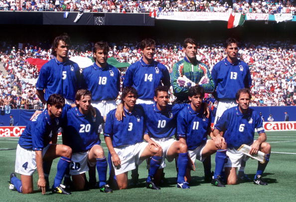 Calcio parziale 1994 when we were kings i - Si usa per cucinare 94 ...